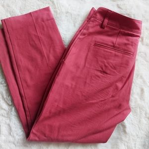 Theory Pants - Theory | salmon trouser skinny ankle pants